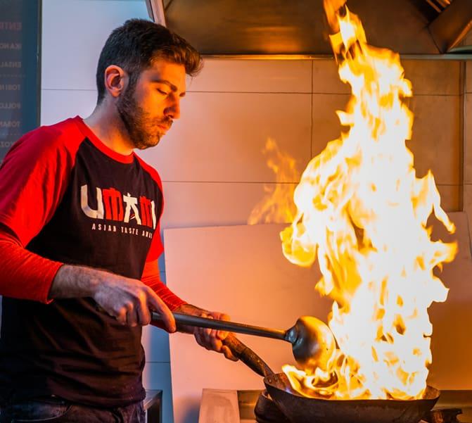 foto cocinero alicante