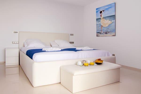 foto habitación hotel